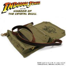 Indiana Jones' s Man-Purse