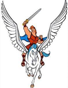 Resultado de imagen para mitologia griega para niños