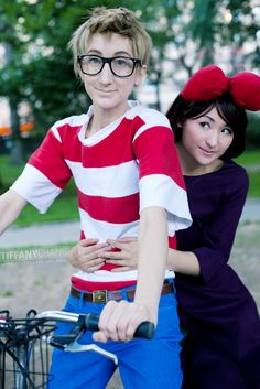 Kiki from Kiki's Delivery Service by mostflogged | ACParadise.com