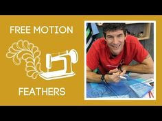 FMQ Skills & Drills: Feathers | Always Great, Always Free Quilting Tutorials