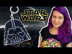 Vem aprender como fazer chaveiro do Darth Vader (Star Wars) usando beads! Site: http://www.brunnaschnorr.com.br - Facebook: http://on.fb.me/1Idx3TV - Twitter...