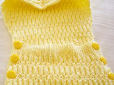 baby all in onecosy baby cocooncanary yellow by rosiejaqhandmade