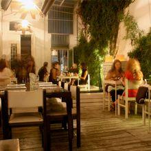 para comer al aire libre - Palermo Hollywood