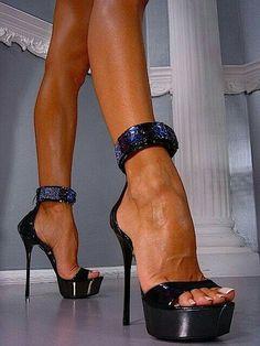Fuck sexy heels platform high picture retro