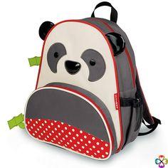 Balo cho bé mẫu giáo hình chú gấu panda