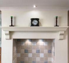 Mantle Fireplace Shelf Over Mantel Floating Piece Victorian | Etsy Floating Fireplace, Fireplace Shelves, Stove Fireplace, Wood Fireplace, Wood Shelves, Fireplace Ideas, Mantle Ideas, Floating Mantel Shelf, Corner Fireplaces