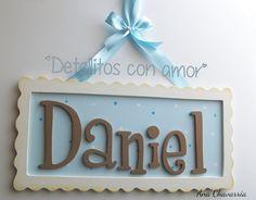 Placas decorativas ツ https://www.facebook.com/pages/Detallitos-con-amor/226388200757614?ref=br_rs