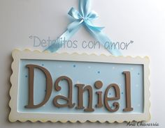 Placas decorativas ツ https://www.facebook.com/pages/Detallitos-con-amor/226388200757614?ref=br_rs