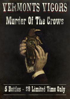 Murder Of The Crows Vigor by JimOfRapture.deviantart.com on @deviantART