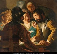 The Card Players, an early work by the 17th-century Dutch artist Jan Lievens has become the most expensive work of art ever sold at auction in Holland
