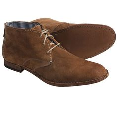 9224bee144a Several colors available -  100 for B.r.c.d. 1896 Alder Chukka Suede boots  for men. Over