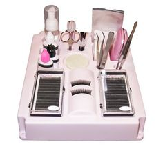 Glad Lash Eyelash Extension Station