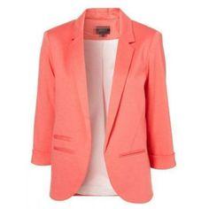 329052fc5a Blazer Slim Borda Arredondada – Moda Feminina – Azza Boutique