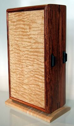 How To Choose Your Jewelry Armoire Handmade Jewelry Box, Wooden Jewelry Boxes, Jewellery Boxes, Wooden Boxes, Woodworking Jewellery Box, Woodworking Box, Furniture Projects, Wood Projects, Wooden Box Designs