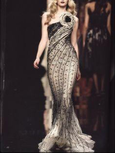 Zuhair Murad black dress