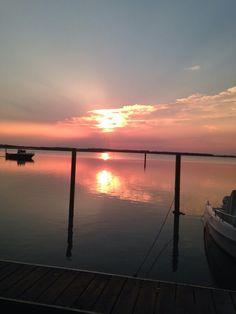Sonnenuntergang Bibione Pineda