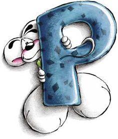 alphabet diddl
