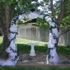 Six Wedding Arch Ideas
