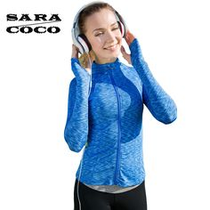 Professional Yoga Running Cardigans Coat for Women Training Tops Jacket Sports Clothes Running Jogging Jackets Female