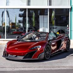 2018 mclaren 675lt spider. exellent spider mclaren 675lt spider painted in volcano red w exposed carbon fiber photo  taken by to 2018 mclaren 675lt c