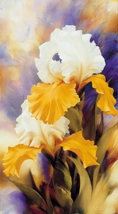 We are professional Igor Levashov supplier and manufacturer in China.We can produce Igor Levashov according to your requirements.More types of Igor Levashov wanted,please contact us right now! Art Floral, Beautiful Flowers Photos, Flower Photos, Watercolor Flowers, Watercolor Paintings, Drawing Flowers, Realistic Paintings, Art Paintings, Iris Painting