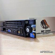 Serveur HP ProLiant DL360 G7 A partir de 300$  CPU : 1X  xeon Quad Core E5620 @ 2,40GHz HDD :2X 146 GB (SAS 2.5) Ram/Mémoire Vive:   18 Go DDR3 Power Supply 2 x 460 Watts Usagé excellente condition UPC  147 Modèle réputé pour sa solidité, sa fiabilité et sa performance. Vous ne trouverez pas cette qualité dans les magasins à rayons. Kingston