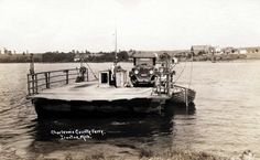 Ferry in 1922 Northern Michigan, Historical Society, Historical Photos, Detroit, Past, Island, Beautiful, Historical Pictures, Past Tense