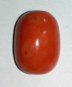 24.44 CT Japanese Red Coral Moonga   AstroKapoor.com #redcoral