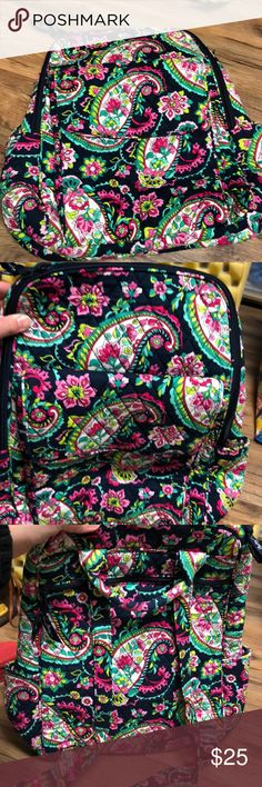 Vera Bradley backpack purse Vera Bradley backpack purse Vera Bradley Bags Backpacks