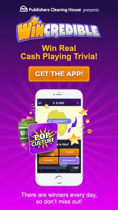 Enter our free online sweepstakes and contests for your chance to take home a fortune! Publisher Clearing House, Online Sweepstakes, Trivia, Pop Culture, Mary, Games, Quizes, Gaming, Plays