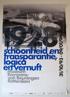 Poster Boijmans / 8vo   Flickr - Photo Sharing!