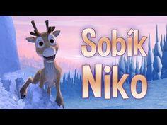 🎅🏻 Sobík Niko (2008) - pohádka - YouTube Moose Art, Youtube, Fictional Characters, Saints, Fantasy Characters, Youtubers, Youtube Movies