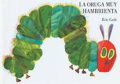La historia comienza con el nacimiento de una oruga, muy hambrienta y muy pequeña. Y se le propone al lector acompañarla, día a día, fruta a fruta, en un apasionante y delicioso crecimiento hasta llegar a un hermoso y colorido desenlace...