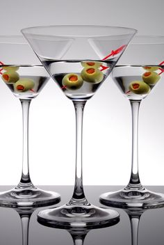 Martini: Try our delicious versions of these dishes at Sacramento, CA's Hing's Chinese Restaurant: http://hingsmadison.com/