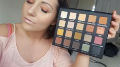 Voilet Vass and Laura Lee's collaboration pallette! ♡