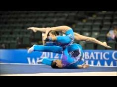 acrobatic gymnastics music - acrogym muziek