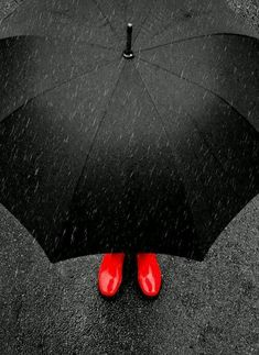 35 Trendy ideas for photography black and white rain color splash Color Splash, Color Pop, Walking In The Rain, Singing In The Rain, I Love Rain, Rain Photography, Rainy Day Photography, Contrast Photography, Photography Blogs