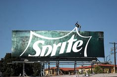 Skateboarder dude catching some major air. Sprite billboard in L. Pushing Boundaries, Wow Factor, Wow Products, Billboard, Broadway Shows, Words, Poster Wall, Horse