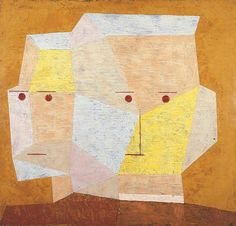 Paul Klee, Two heads
