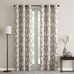 Shop for Madison Park Essentials Arlo Khaki Textured Grommet Top Curtain Panel Pair. Get free delivery On EVERYTHING* Overstock - Your Online Home Decor Outlet Store! Moroccan Home Decor, Home Decor Vases, Home Decor Online, Curtain Texture, Curtains, Home Decor Catalogs, Decor Essentials, Home Decor Mirrors, Home Decor