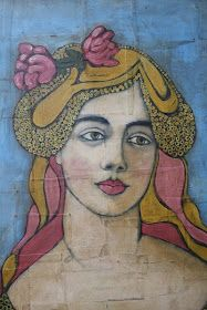 Artodyssey: Jane DesRosier a. Mixed Media Faces, Mixed Media Art, Mix Media, Art For Art Sake, Religious Art, Face Art, Painting Inspiration, Art Images, Amazing Art