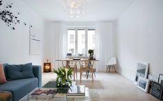 [인테리어] 담백한 포인트! 깔끔한 20평 아파트인테리어 Frejgatan 16Location : SwedenArea : 67kvm (...