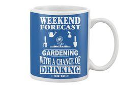 Gardening Weekend Forecast
