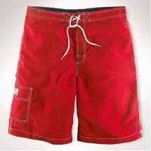 pantaloncini polo ralph lauren uomo pony in rosso:Nelle grandi rossi pantaloncini Ralph Lauren, colori audaci in sfida visiva si ha, come si può non piacere.