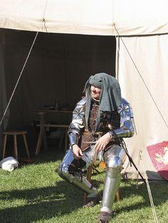Soturi - Warrior, Hämeen keskiaikamarkkinat 2014 - Häme Medieval Faire 2014, © Piela Auvinen Men, Guys