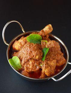 Malaysian Kapitan Chicken Curry recipe by SeasonWithSpice.com