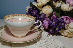 WELLINGTON  Vintage Tea cup and saucer