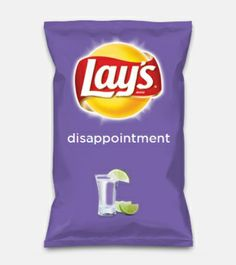 New funny post on the-best-funny-pics Lays Chips Flavors, Pop Tart Flavors, Potato Chip Flavors, Oreo Flavors, Potato Chips, Funny Food Memes, Stupid Memes, Food Humor, Stupid Funny