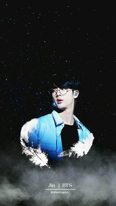Bts Jin wallpaper Lockscreen
