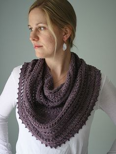 Appia Cowl Knit Pattern from Annie's Craft Store. Order here: https://www.anniescatalog.com/detail.html?prod_id=132496&cat_id=469